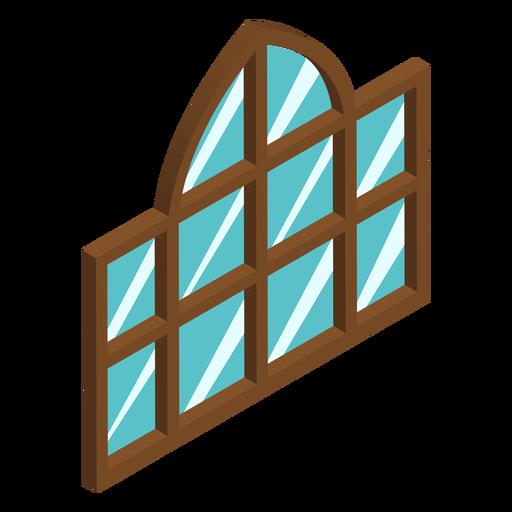 Picture window isometric