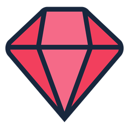 Precious Diamond Black Icon Transparent Png Svg Vector File