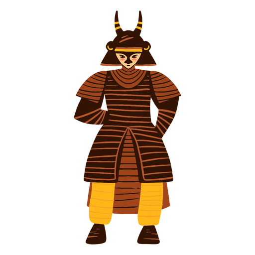 Personaje samurai