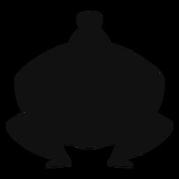 Silueta de sumo