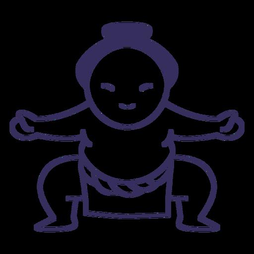 Sumo stroke