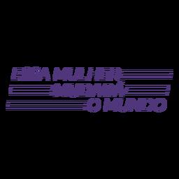 Esta mujer cambiará las letras portuguesas del mundo