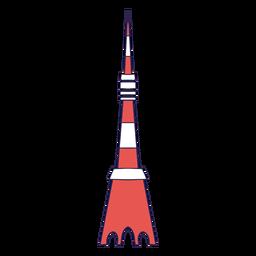 Torre de Tokio duotono