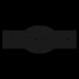 Etiqueta de cepillo de dientes