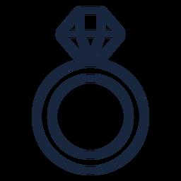 Curso do anel de casamento