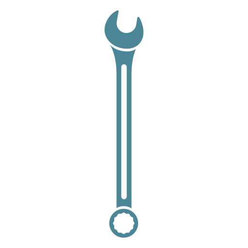 Wrench blue