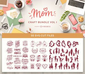 Paquete Mom Craft Vol I