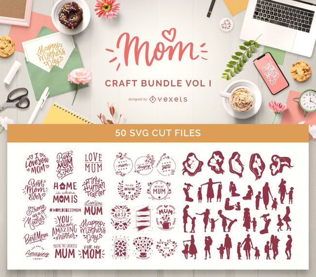 Mom Craft Bundle Vol I