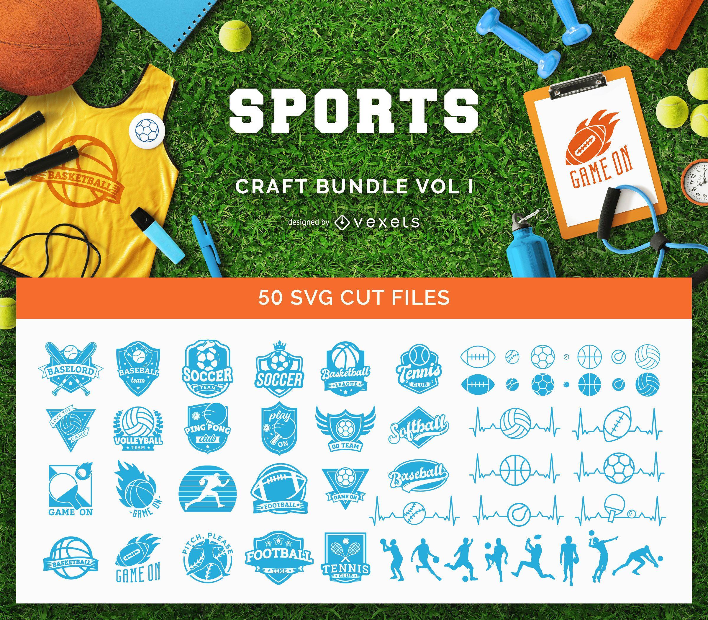 Paquete Sport Craft Vol I