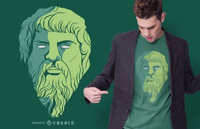 Diseño de camiseta Musonious Rufus