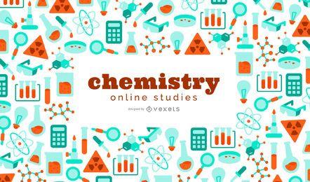 Antecedentes de estudios en línea de química
