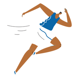 Athlete character