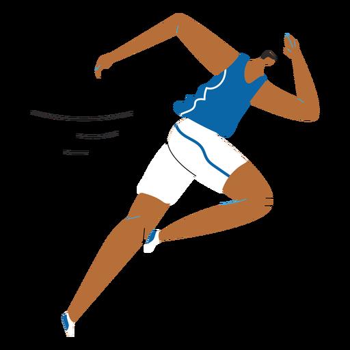 Personagem de atleta