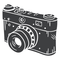 Digital camera black