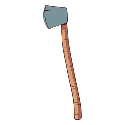 Illustration axe