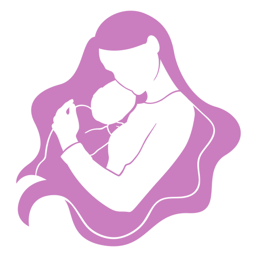 Madre con hijo Transparent PNG