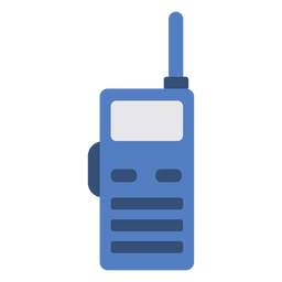 Plano de radio policial