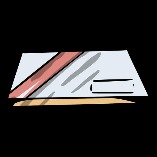 Rolling paper illustration