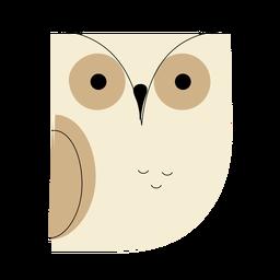 White owl flat