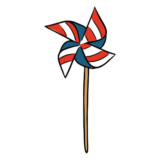 Amerikanisches Windrad