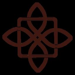 Nudo celta antiguo
