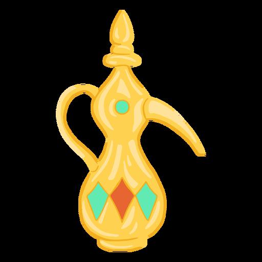 Arabic object dallah Transparent PNG