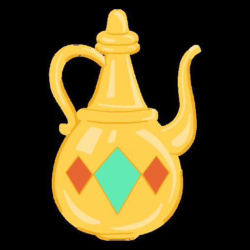 Arabic object jug Transparent PNG