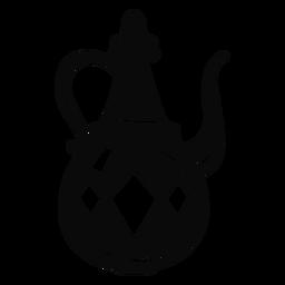 Arabic object jug black
