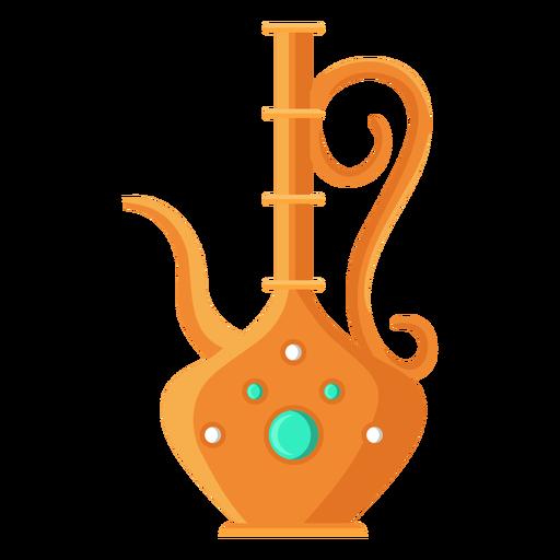 Arabic object pot Transparent PNG