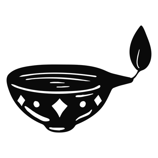 Juego de café árabe negro Transparent PNG