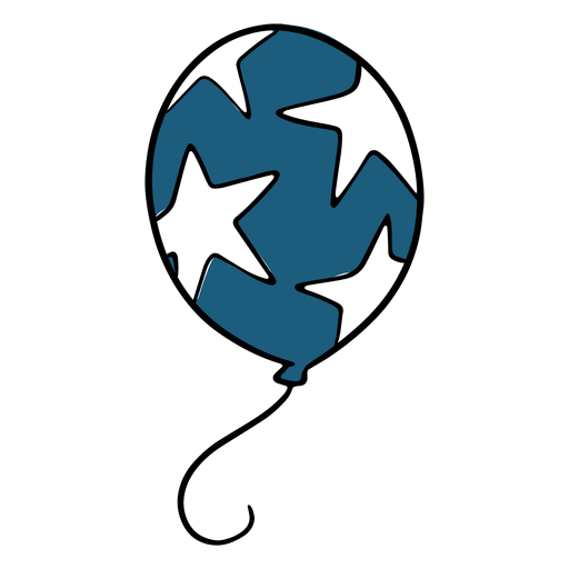 Balloon usa Transparent PNG