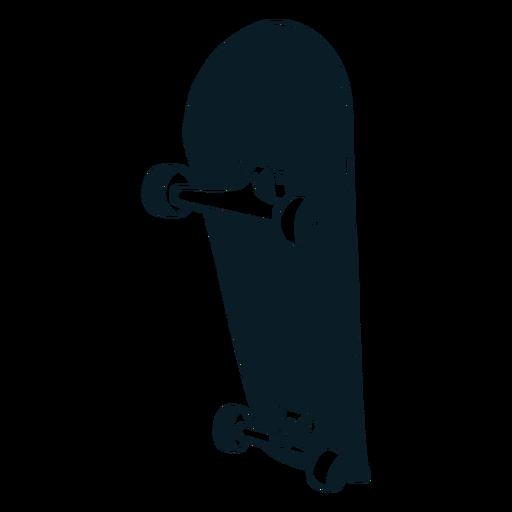 Skate preto e branco