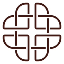 Celtic dara knot