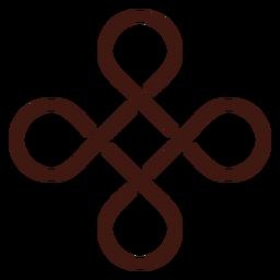 Nó de escudo celta