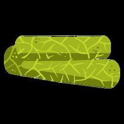 Dolma arabic food illustration