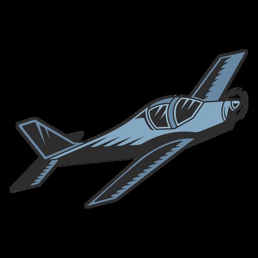 Avión ligero moderno Transparent PNG
