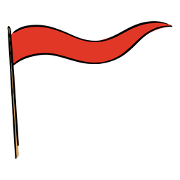 Red pennant