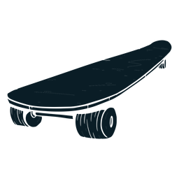 Patineta negra