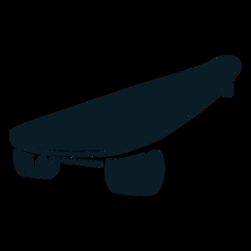 Skateboard black