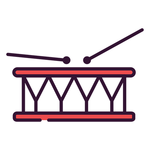 Snare drum icon Transparent PNG