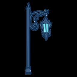 Street lamp vintage