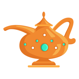 Teapot arabic object