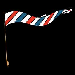 Banderín de los estados unidos