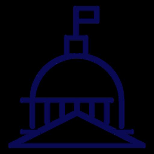 United states capitol dome stroke