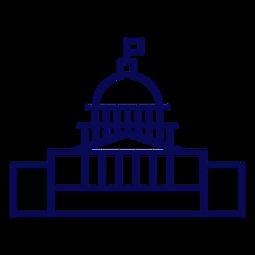 United states capitol stroke capitol
