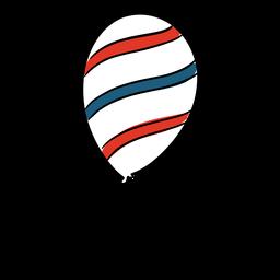 Balão dos eua
