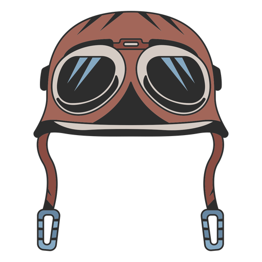 Vintage aviator hat