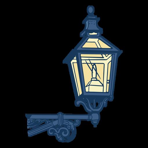 Farola clásica vintage Transparent PNG