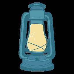 Vintage gas lantern