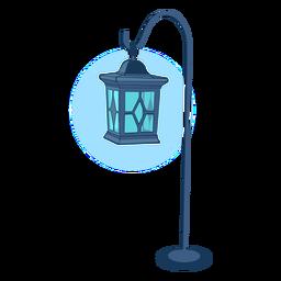 Lanterna pendurada vintage